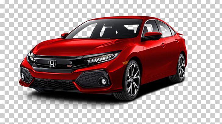 2018 Honda Civic Si Sedan 2017 Honda Civic Si Sedan Auto Manic Honda.