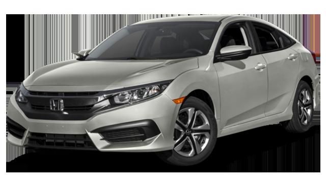 2016 Honda Fit vs. 2016 Honda Civic.