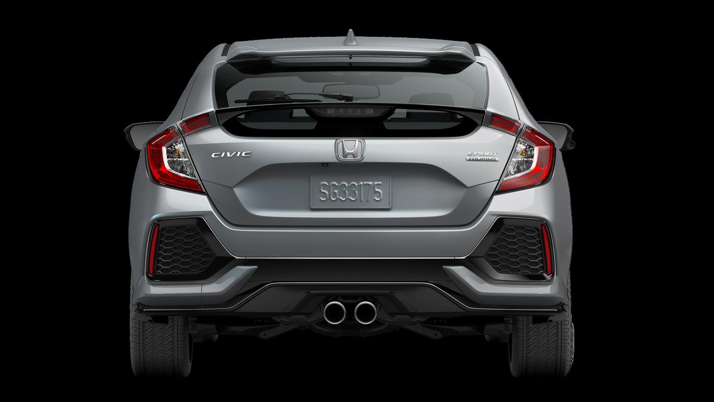 2019 Honda Civic Hatchback Sport Touring.