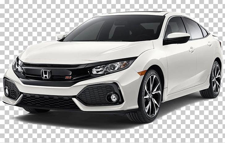 2018 Honda Civic Si Sedan Car 2018 Honda Civic Coupe Continuously.
