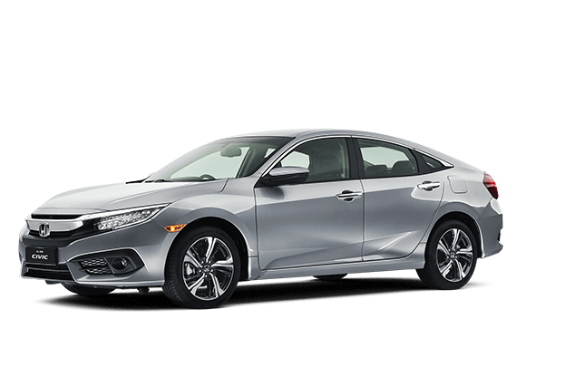 The New Honda Civic Sedan.
