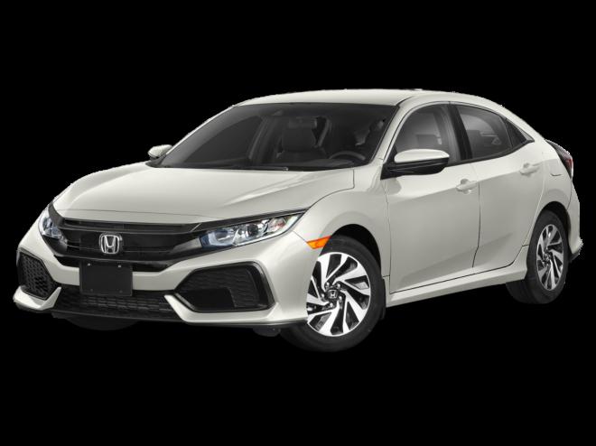 2019 Honda Civic Hatchback Manual LX.