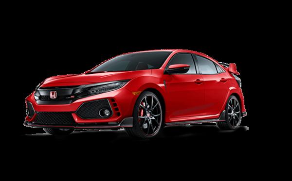 2018 Honda Civic Type R.