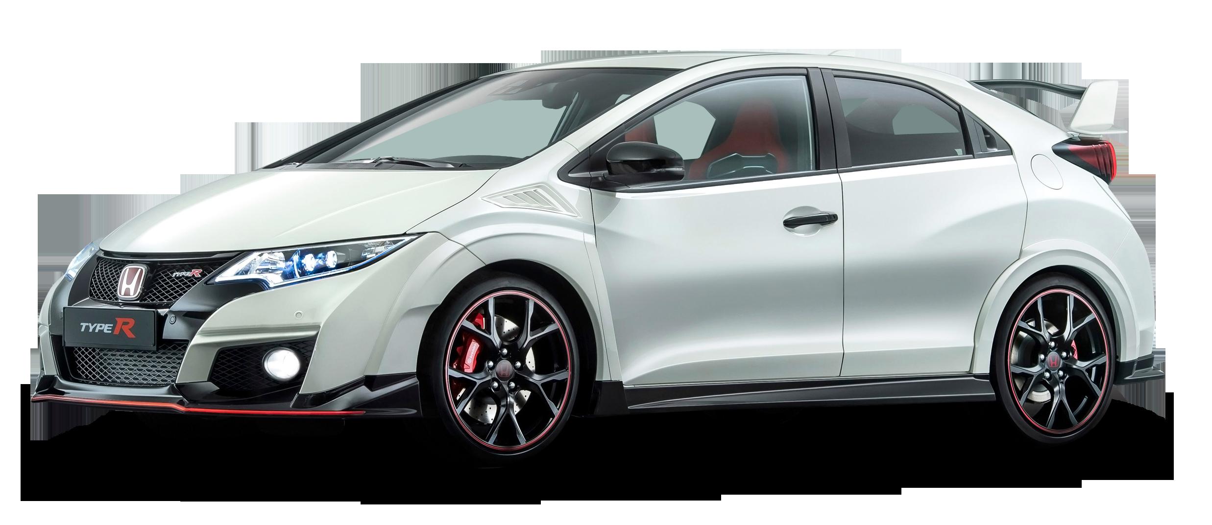 Honda civic type r PNG Images.