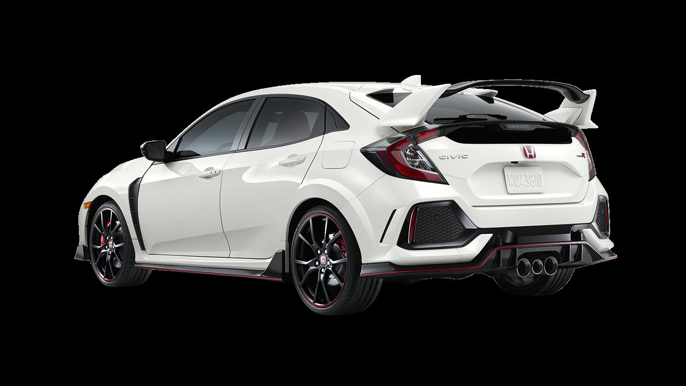 2019 Honda Civic Type R Touring.