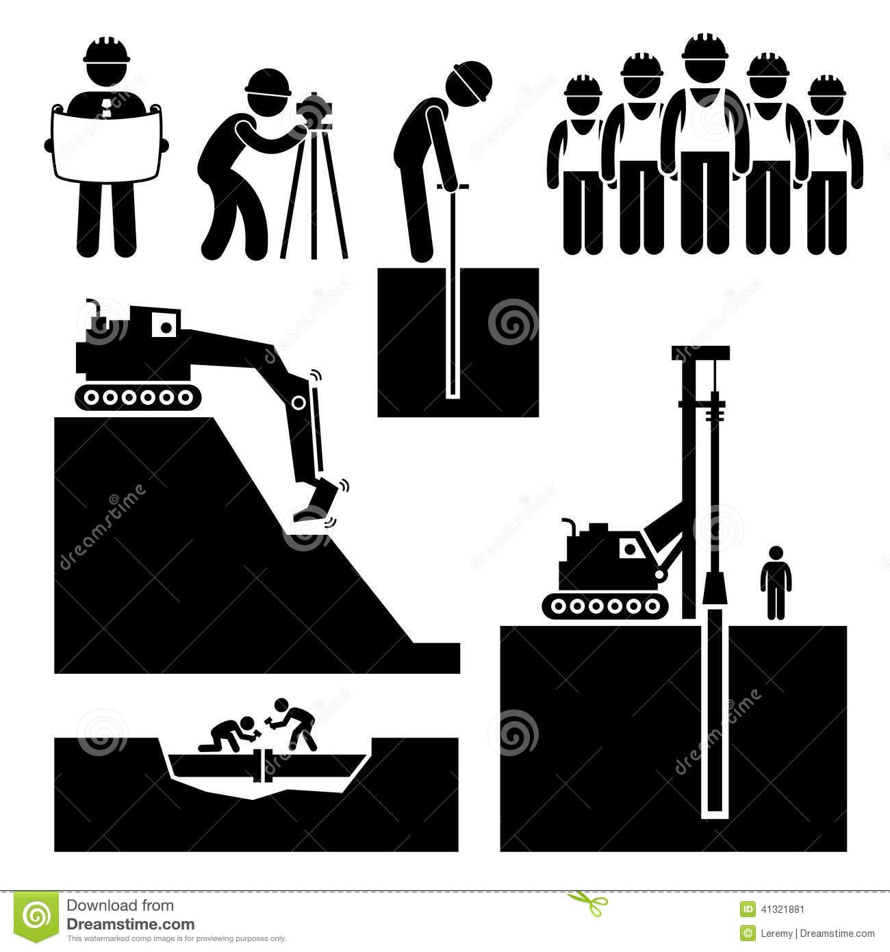Civil Stock Illustrations.