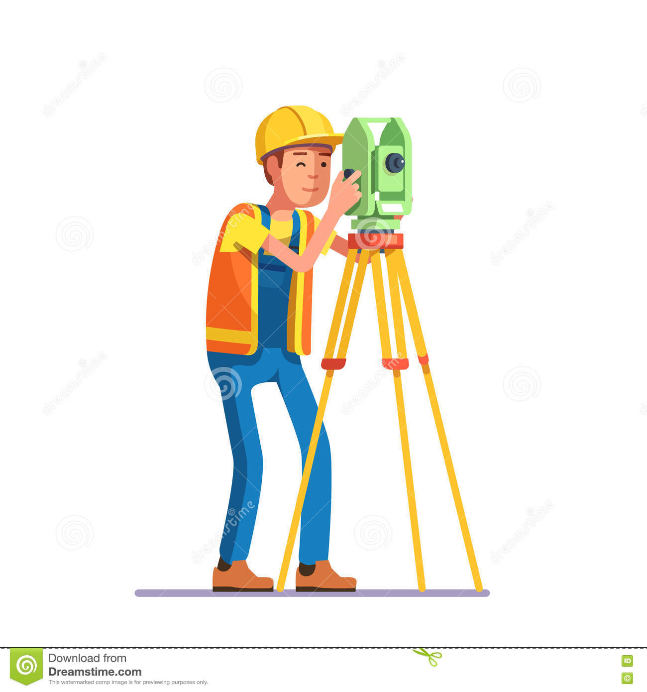 Civil Engineers At Work : Civil engineer at work clipart clipground