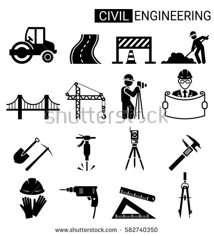 Civil Engineering Stock Images, Royalty.