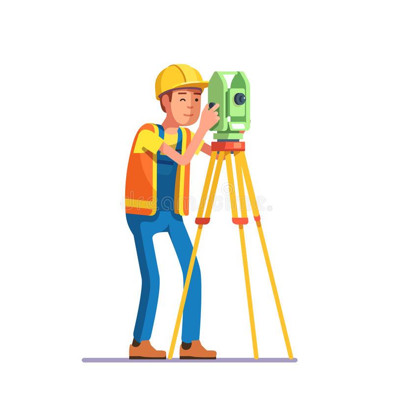 Civil Engineer Stock Illustrations.