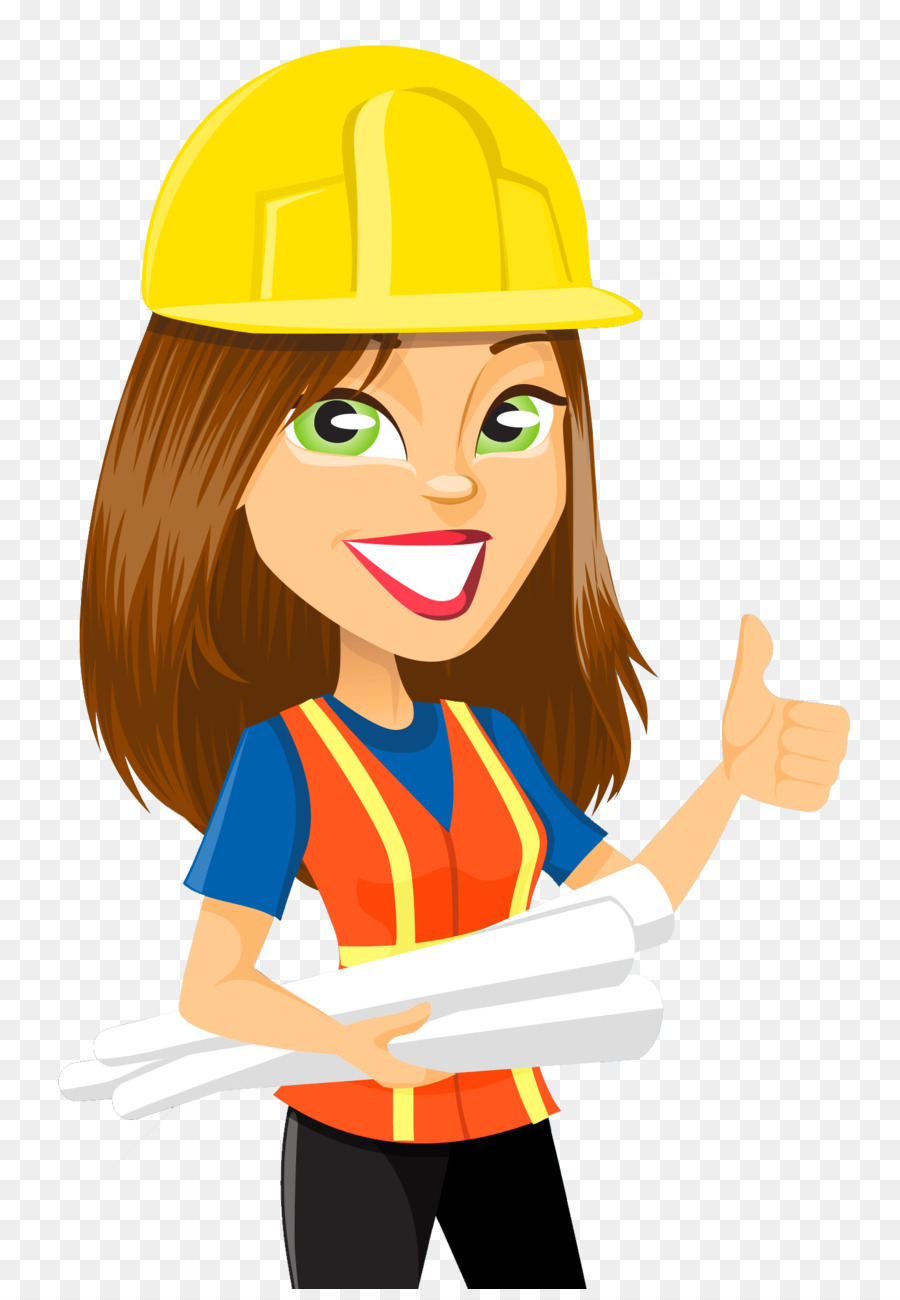 Girl Civil Engineer Png & Free Girl Civil Engineer.png Transparent.