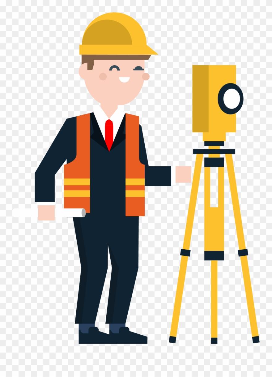 Civil Engineering Surveyor.