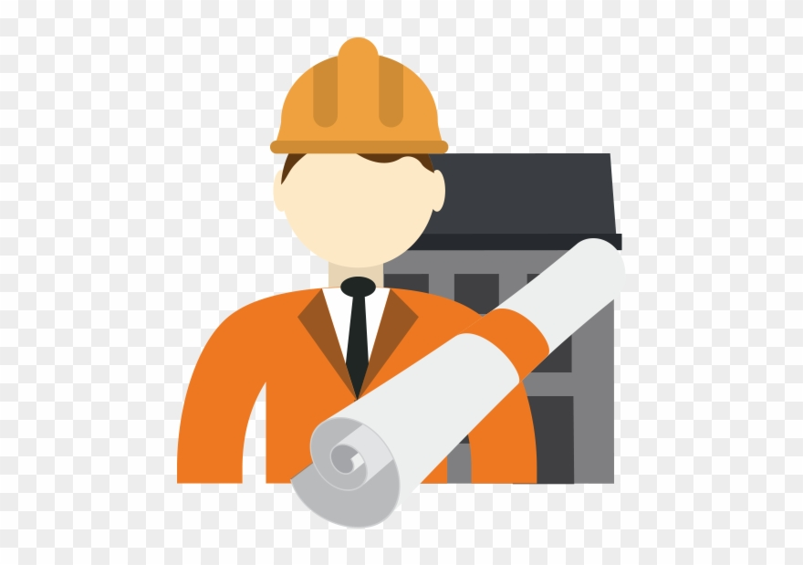 Png Transparent Contractor Clipart Site Engineer.