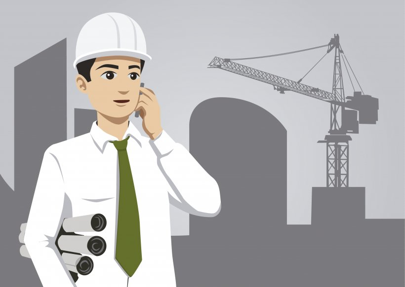 Civil Engineering Quality Engineering Clip Art, PNG.