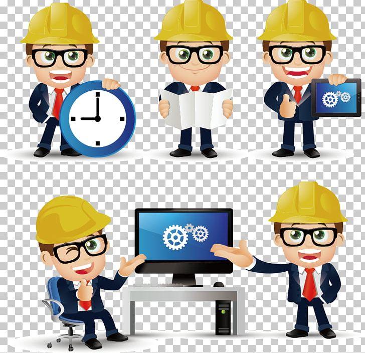Civil Engineering PNG, Clipart, Cartoon, Cartoon Character.
