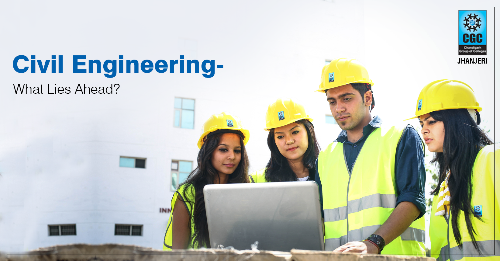 How to build a future in the Civil Engineering industry?.