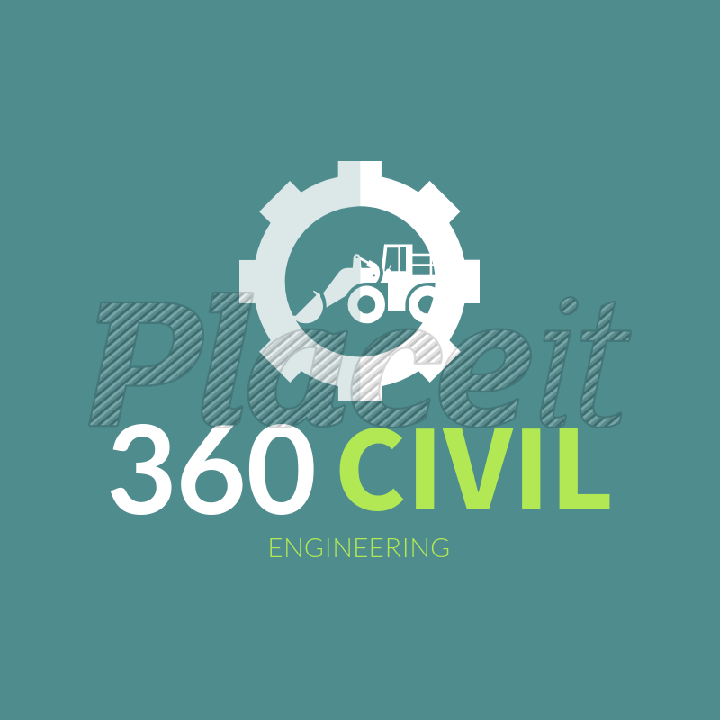 Civil Engineering Images Logo Maker 1211e.