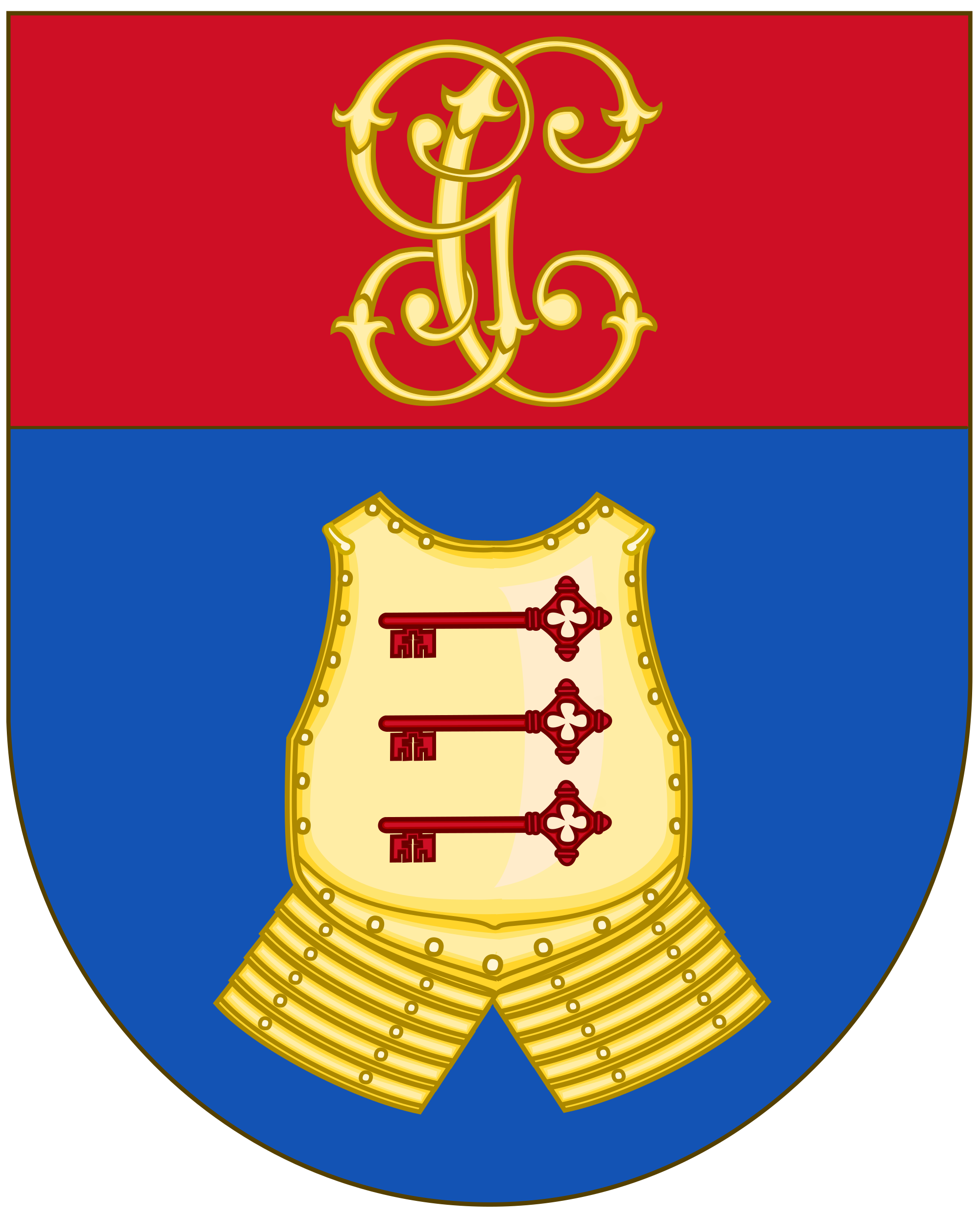 File:Graduate Badge of the Guardia Civil Protection and Security.