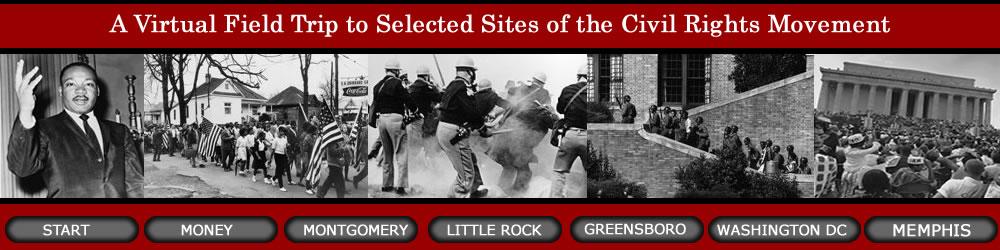 Civil Rights Virtual Field Trip.