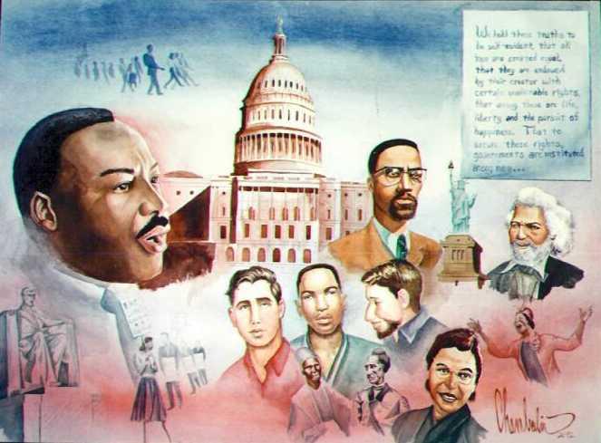 Civil Rights Clipart.