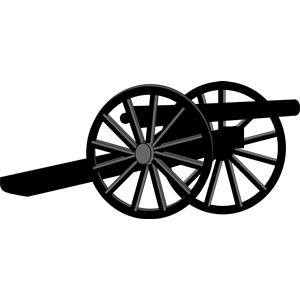 Civil War Cannon clipart, cliparts of Civil War Cannon free download.