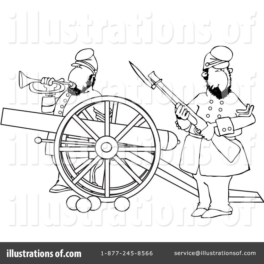 Civil War Clipart #1215704.