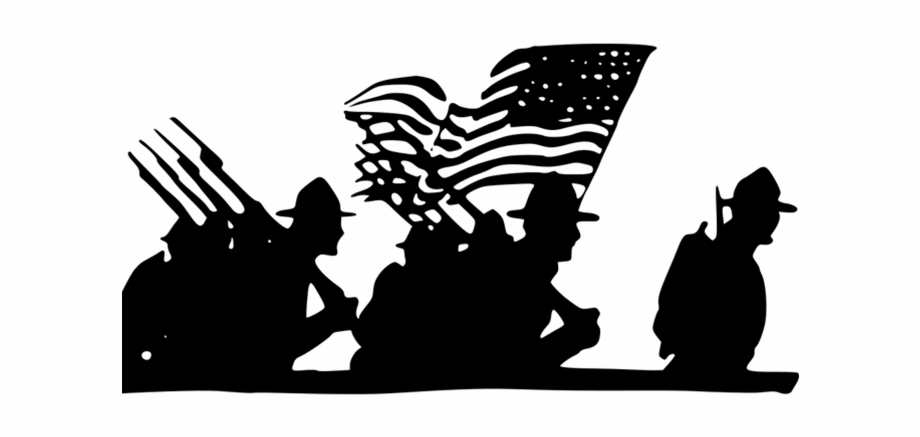 Free Civil War Clipart Black And White, Download Free Clip Art, Free.