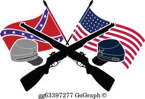 Civil War Clip Art.