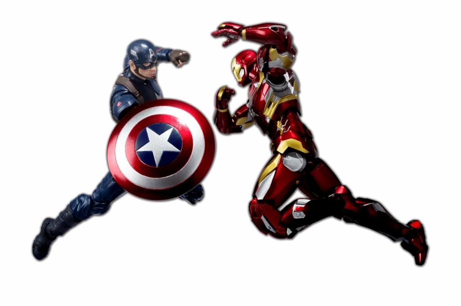 Captain America Civil War Png.