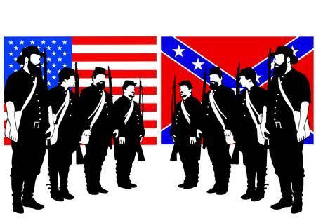 2,759 Civil War Stock Illustrations, Cliparts And Royalty Free Civil.