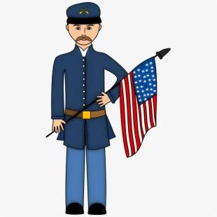 Civil War Soldier Png.