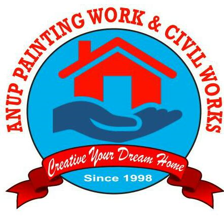 Anup Painting Work & Civil Works in Sector 31, Noida.