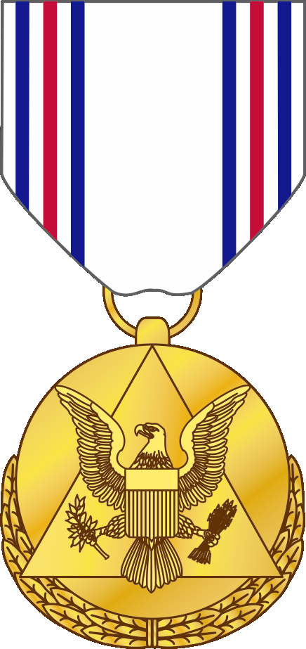 Army Distinguished Public Service Medal.