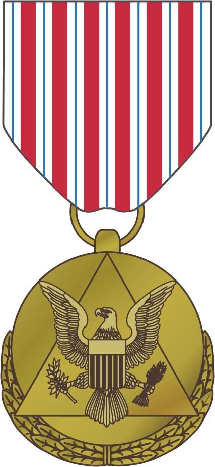 Meritorious Public Service Medal.