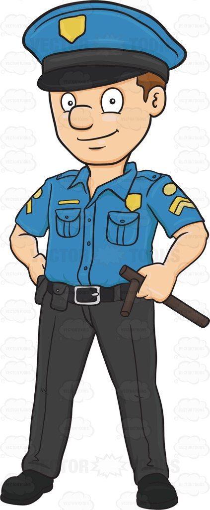 Policeman clipart civilian, Policeman civilian Transparent.