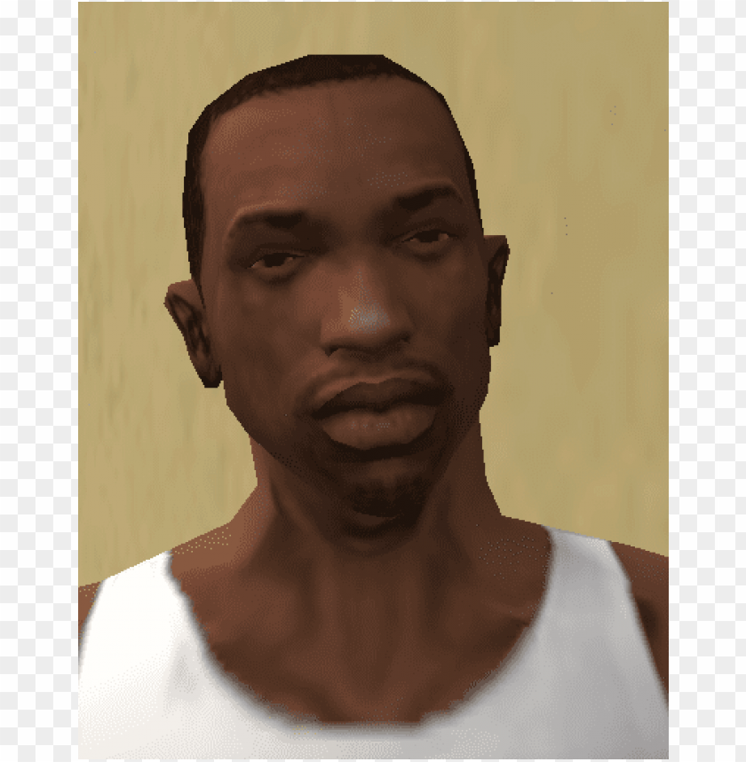 gta cj PNG image with transparent background.