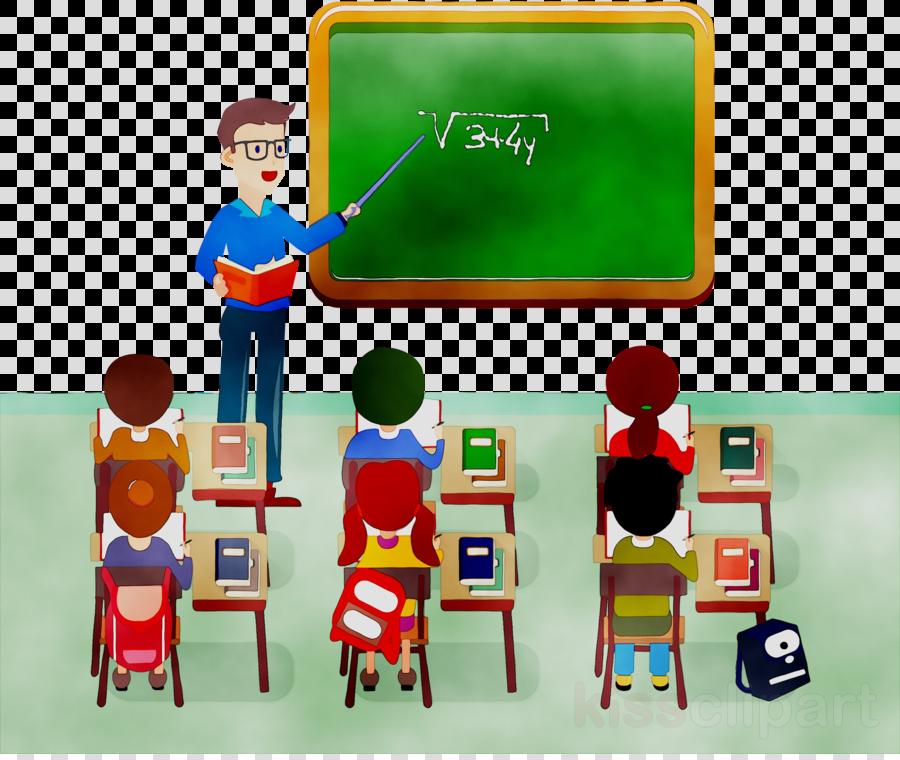 Teachers Day Class clipart.