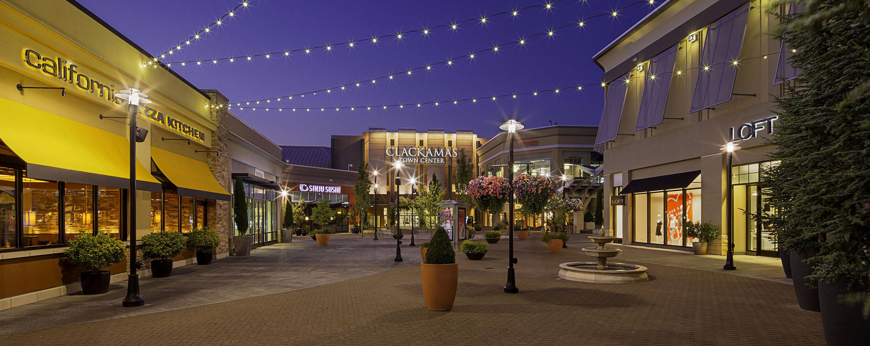 Clackamas Town Center.