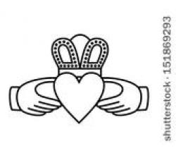 Claddagh ring clipart, Free Download Clipart and Images.