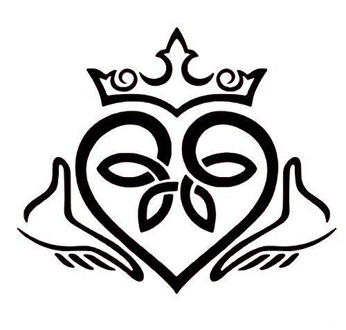 Claddagh Logo.