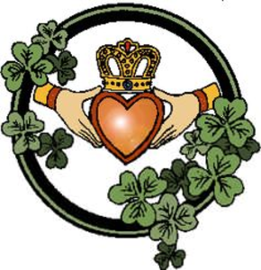 Irish Claddagh Clipart.