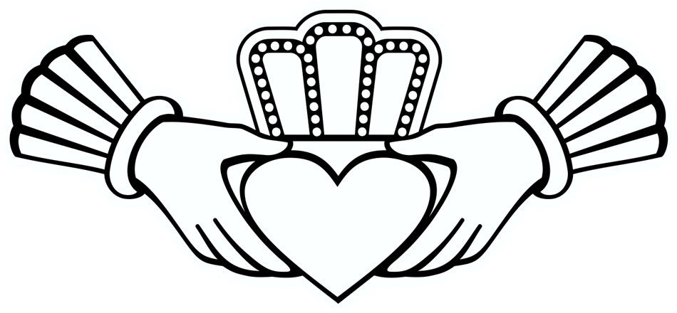 Claddagh Vector at GetDrawings.com.