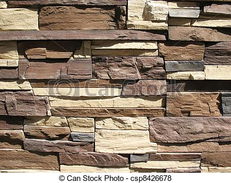 Pictures of Ornamental stone cladding csp8426678.