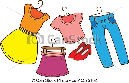 Clothes Clip Art.
