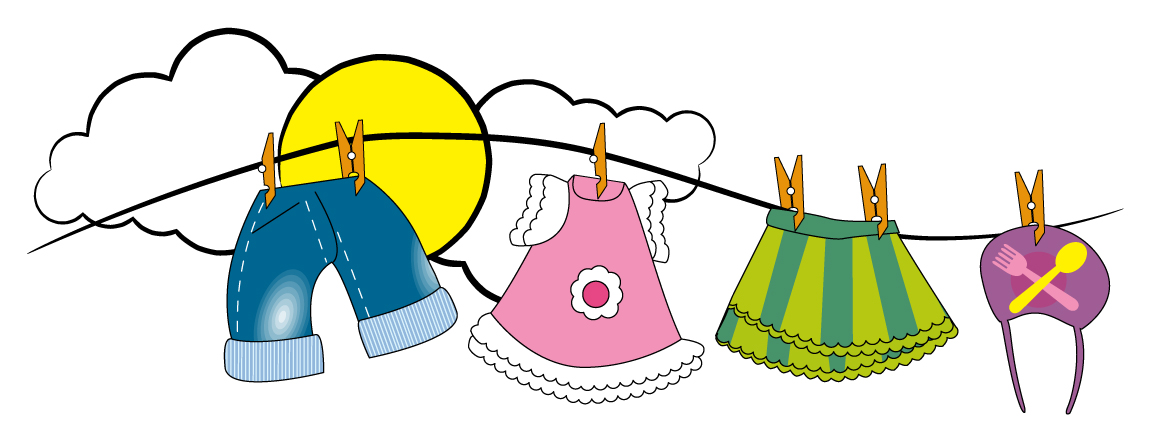 Clothes Clipart.