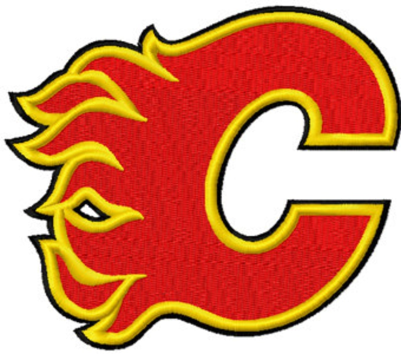 Flames Logo.