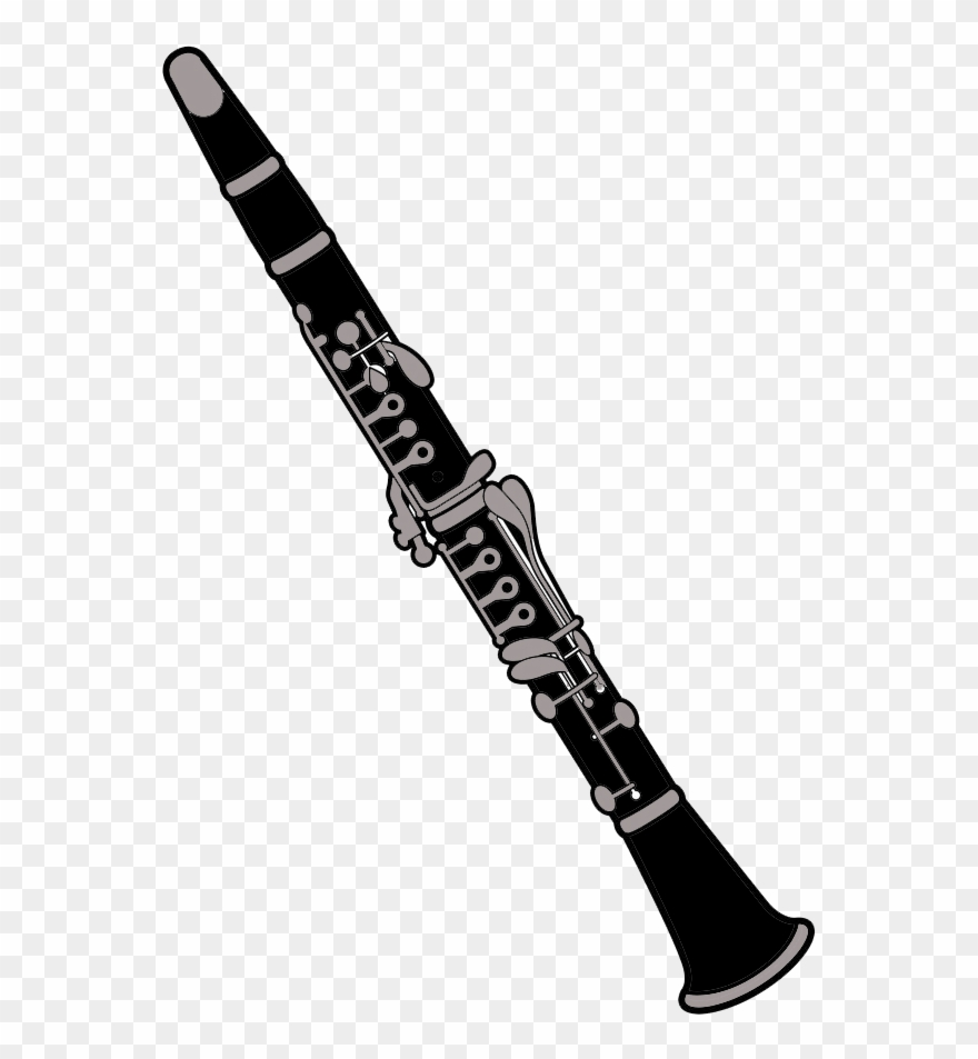 Piccolo Clarinet Clipart (#3738054).