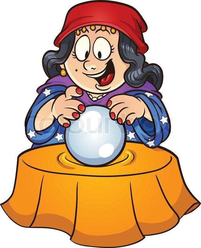 Clipart crystal ball.