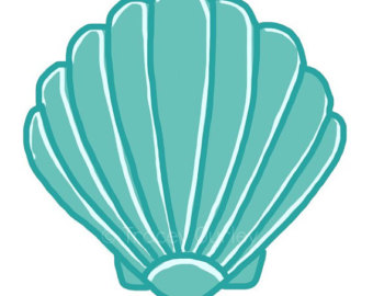 Clam Shell Clipart Clipground