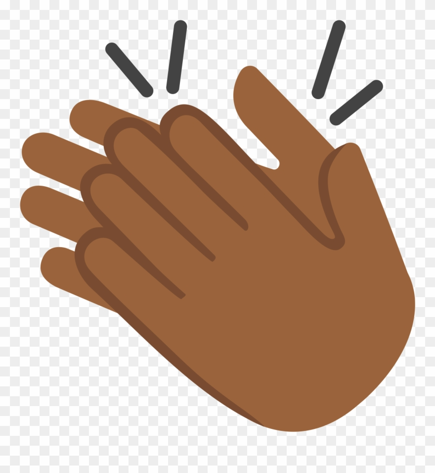 Clapping Emoji Png Clipart (#3178719).