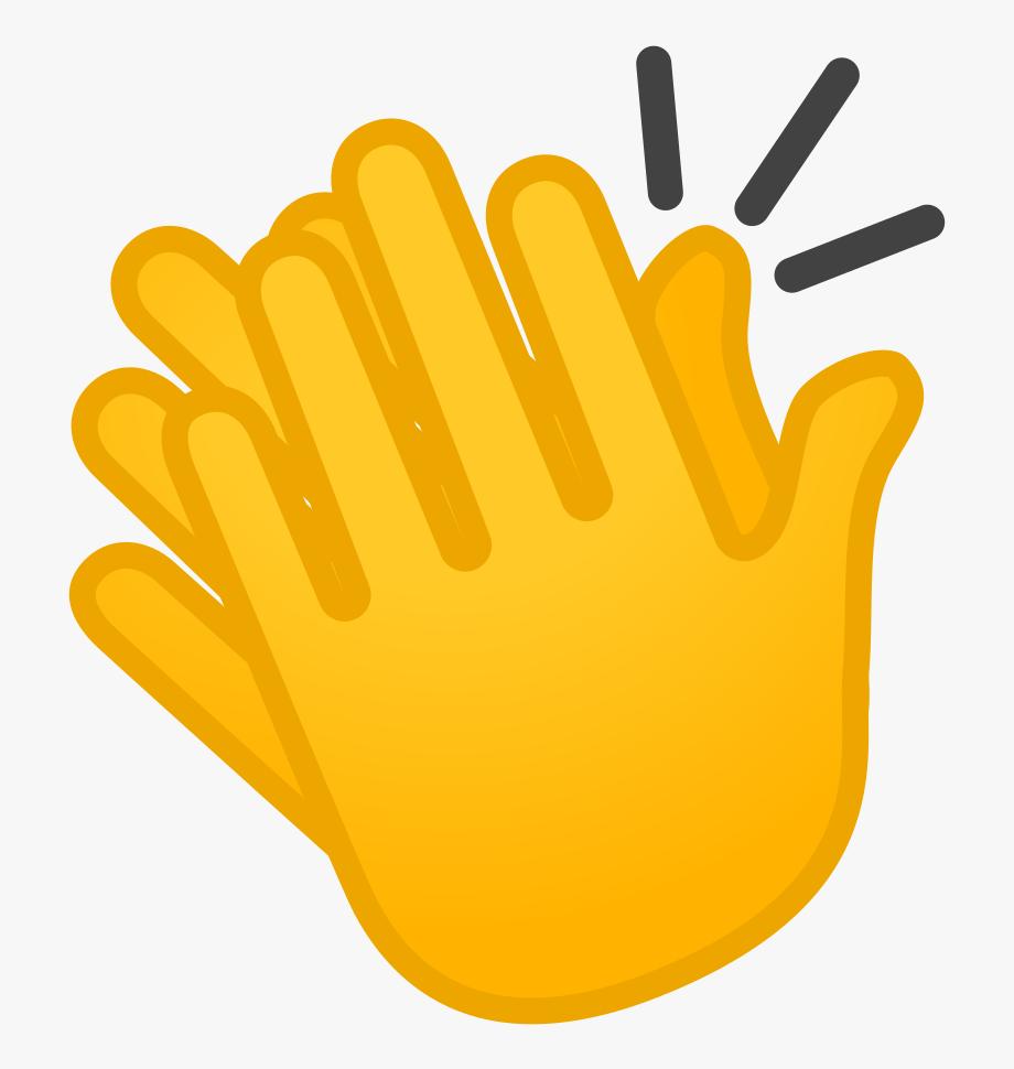 Clap Emoji Png.